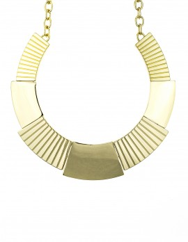 Bold Tribal Statement Necklace