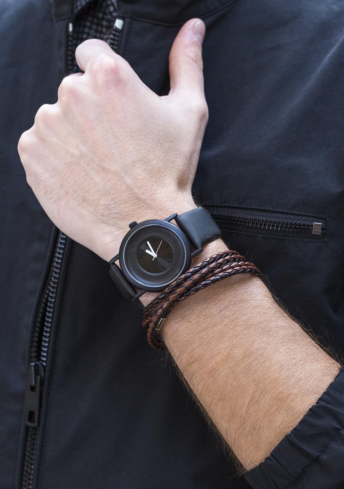 Mini-Dial Watch