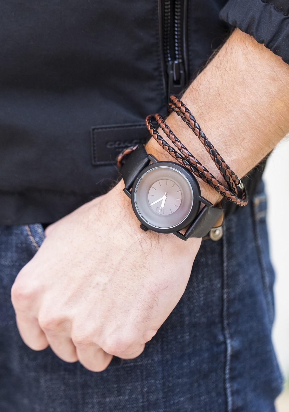 Wrap Braided Bracelet