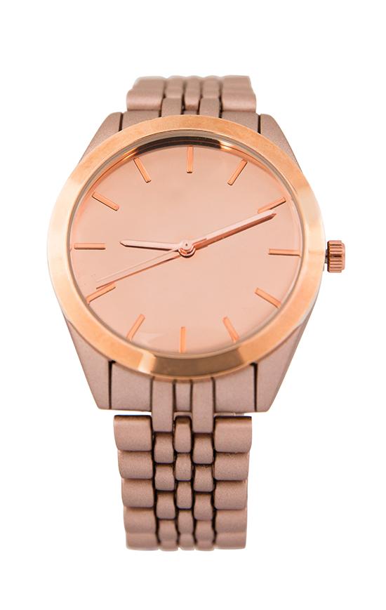 Matte Chainlink Watch