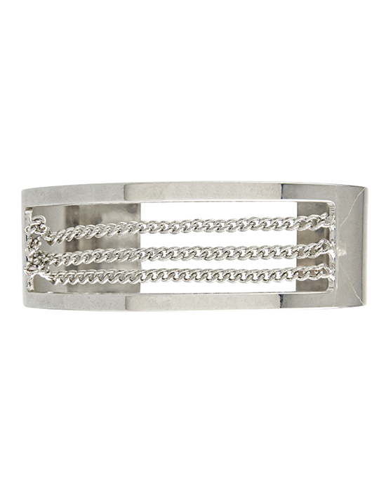 Cuff with Chain