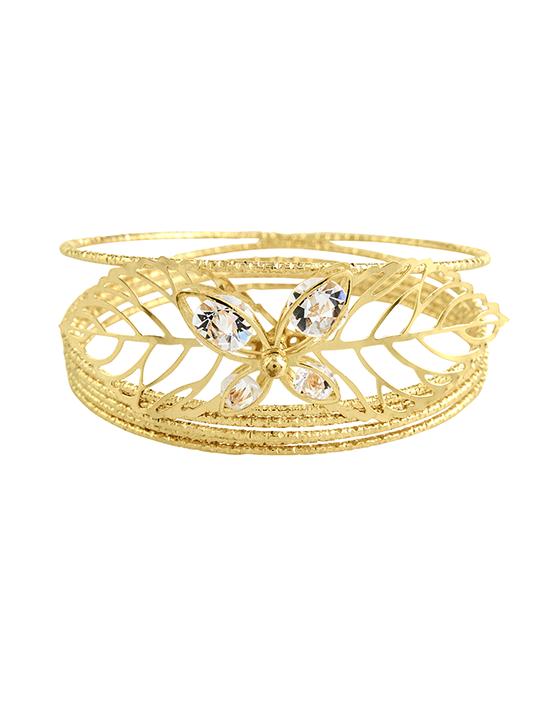 Butterfly Bracelet Set