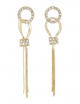 Looped Chain Earrings