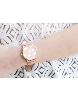 Floating Dots Watch