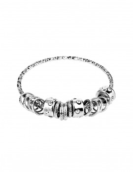 Ring Charm Bracelet