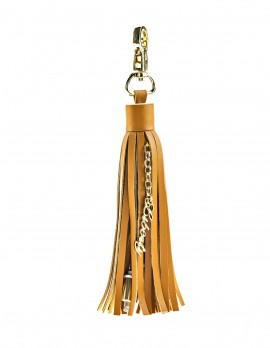 Tassel USB Cable Charger Keychain - Liberty