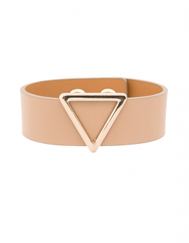 Triangle Belt Bracelet