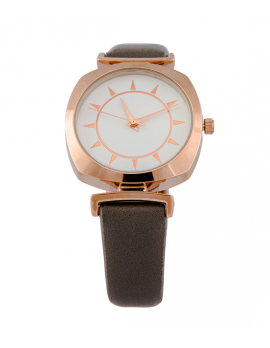 Bevelled Outline Watch