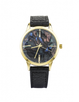 Gem-tone Banded Watch