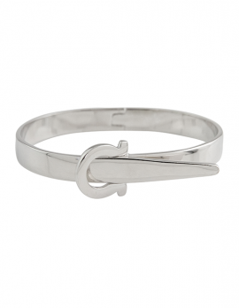 Hinge and Buckle Bracelet